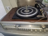 Craig H386 AM/FM Turntable 8 Track Recorder Dresden