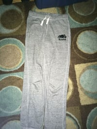 Roots sweat pants   size large for kids  Mississauga, L4Y 3T7