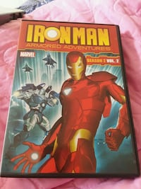 Ironman season 2 volume 2 dvd Binghamton, 13905