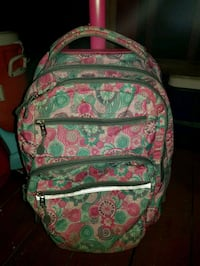 53e26b9090 Used Victoria s Secret Pink Bling Campus Backpack for sale in ...