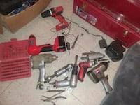 red and black power tools Bellefontaine, 43311