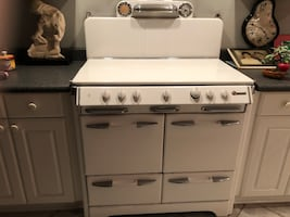Okeef and merit gas stove