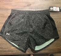 BNWT Under Armour running shorts - size XS Vancouver, V5R