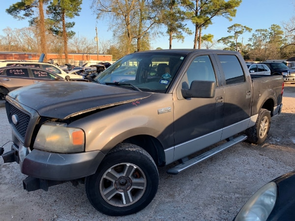 For Parts Only 2006 Ford F150 46 Engine