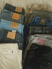 Mens Assorted jeans and pants  Round Rock, 78664