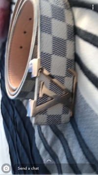 LV belt good condition Fredericksburg, 22406
