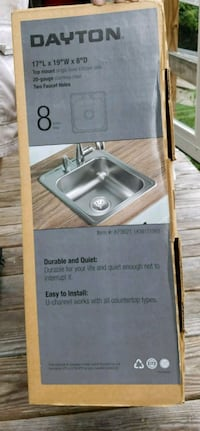 New never opened sink Bluefield, 24605