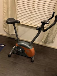 Marcy Upright Exercise Bike with Resistance ME-708 Fairfax, 22030