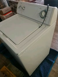 white top-load clothes washer West Jordan, 84088