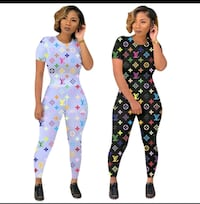 ladies fitted LV one piece Chicago