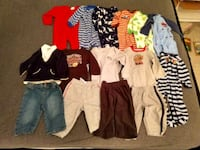 Winter boys clothes size 9 months Germantown, 20876