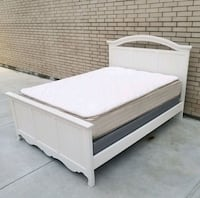 FRESHLY PAINTED QUEEN BED ???? cheap delivery!  Frisco, 75034