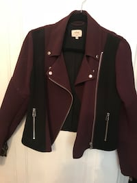 black and red zip-up jacket Toronto, M2N 4A2
