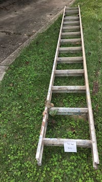 30 foot aluminum ladder,  extensible Silver Spring, 20901
