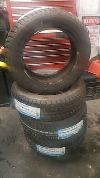 Winter Snow Tires 195 60 15 brand new never used Innisfil, L9S 4Z7