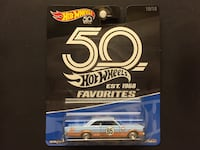 '65 Ford Galaxie Hot Wheels 50th Anniversary 10/10 Saskatoon, S7K 6P9