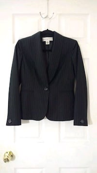 Jones New York pinstriped petite suit jacket Toronto, M6J 1Z5