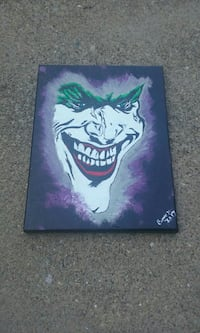 Joker DVD case
