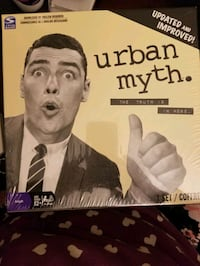 URBAN MYTH - The Truth Is In Here Board Game** BRAND NEW