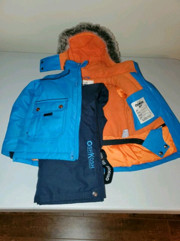 Size 4T winter suit