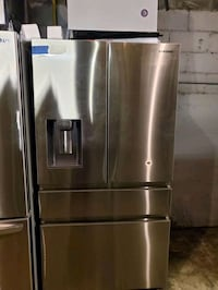 SAMSUNG 4-doors fridge in excellent conditions  Baltimore, 21223