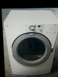 white front load clothes dryer Burlington, L7M 0H6
