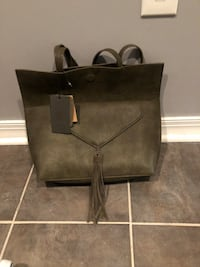 Green tote and clutch Catonsville