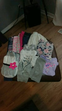 Girls 6x\7 clothes Brantford, N3V 1A2
