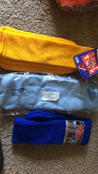 soccer socks 3 pairs Lexington