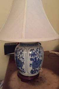 Oriental style lamps