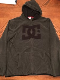 D.C. trademark jacket XL