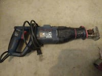Bosch sawzall with adjustable cutter Edwardsville, 66111