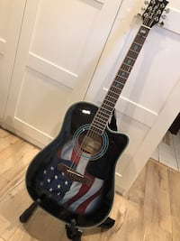 Acoustic Guitar (Randy Jackson) w/ Stand Los Angeles, 91344
