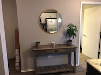 Pier one console table