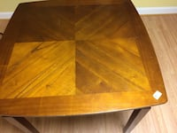 Rectangular brown wooden table. 36 in tall   Winchester, 22602