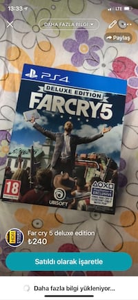Far Cry 5 Deluxe Edition Gaziemir, 35410