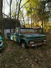 1966 GMC Sierra Classic 2500 Chassis Cab Kearneysville