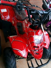 red and black ATV quad bike Spartanburg, 29303