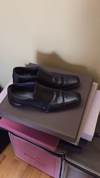 Leather men's shoes size 7 729 km