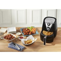 Insignia Air Fryer - 3.2L - Black