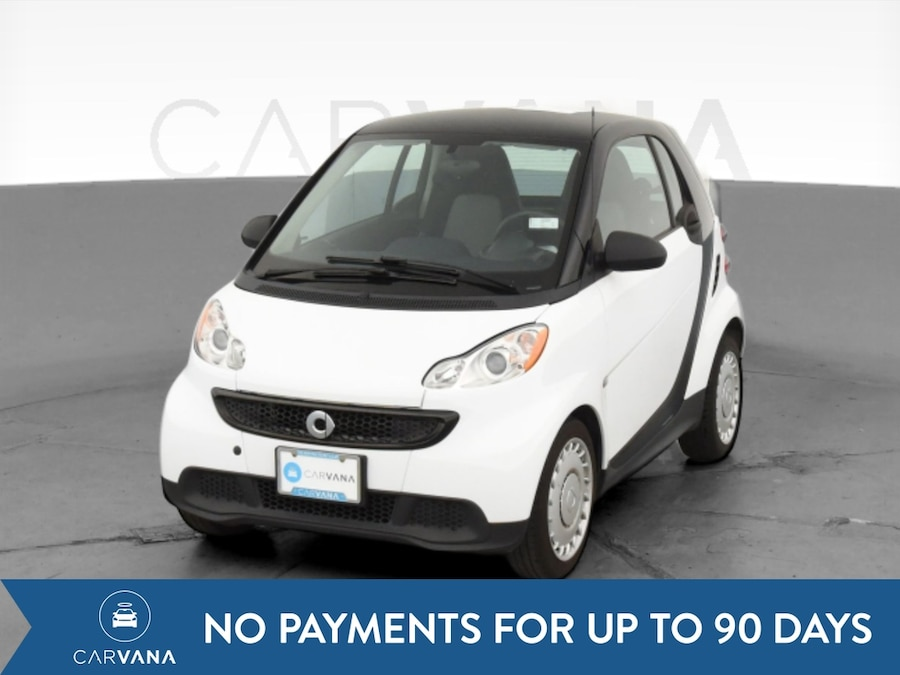Photo 2015 smart fortwo coupe Pure Hatchback Coupe 2D White <br />
