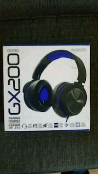 GX 200 PS4/XBOX1/PC AMAZING SOUND HEAD SET KILLER PRICES. UNIQUE(UTS)