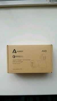 Aukey USB Charger  Vancouver, V5P 3Y7
