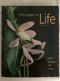 Biology textbook Principles of Life: Second Edition