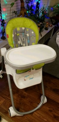 Fisher Price 4in1 High Chair Mississauga, L4X 2N2