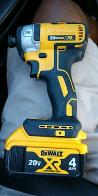 blue and yellow cordless power drill Las Vegas, 89166
