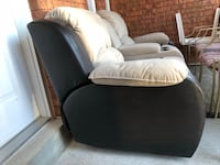 2 Seat Sofa and Coffee Table