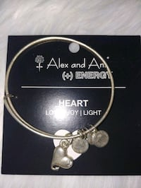 Alex and Ani Heart  Lawrence, 01843