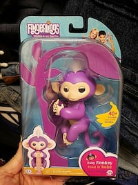 Fingerlings brand new authentic
