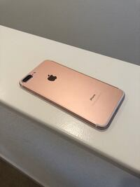 iPhone 7 Plus 128GB Rose Gold UNLOCKED w/ Charger